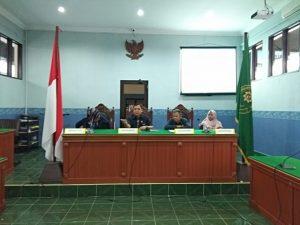 Sosialisasi E Court Pada Ptun Tanjungpinang Pengadilan