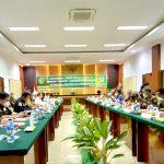 Kunjungan kerja komisi III DPR RI ke – 4 Lingkungan Peradilan Se – Wilayah Sulawesi Utara